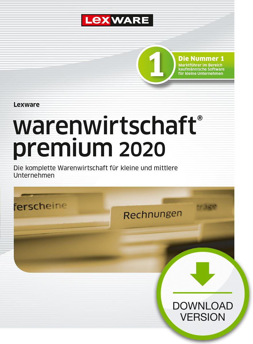 Lexware warenwirtschaft premium 2020 Dokument zum Download