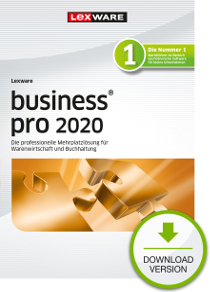 Lexware business pro 2020 (PC, Win)