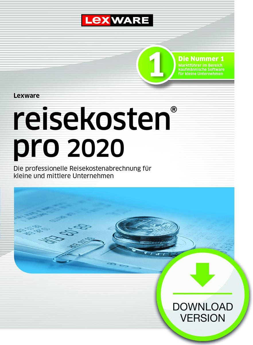 Lexware reisekosten pro 2020 Dokument zum Download