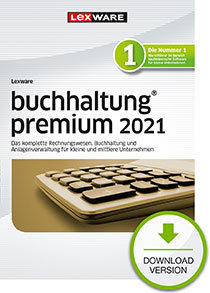 Lexware buchhaltung premium 2021 - Abo Version Dokument zum Download