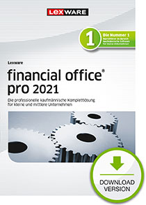 Lexware financial office pro 2021 - Abo Version Dokument zum Download