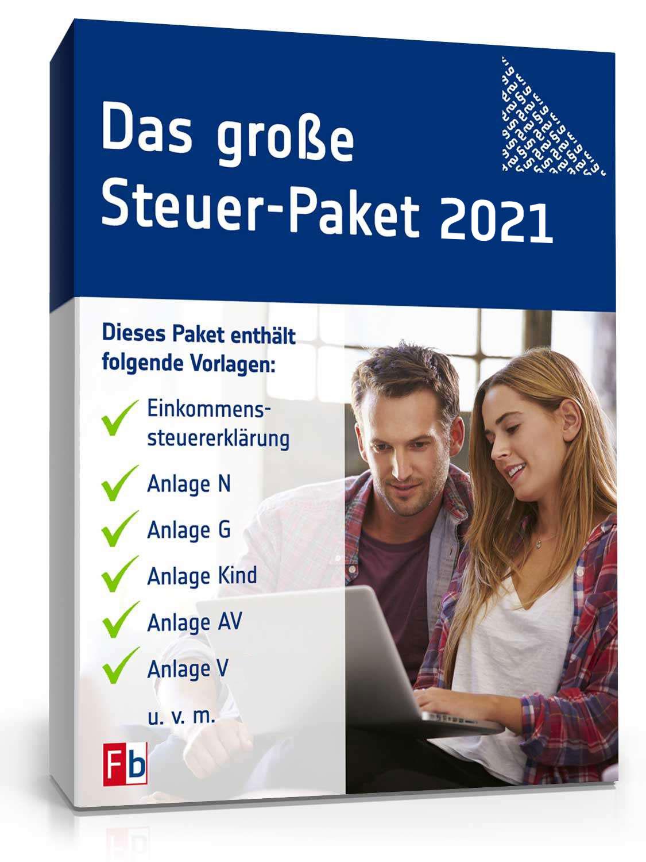 Das grosse Steuer-Paket 2021 Dokument zum Download