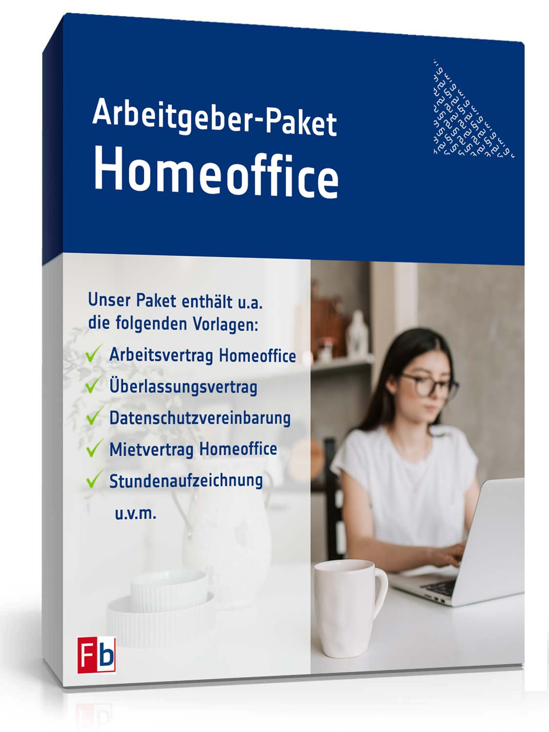 Arbeitgeber-Paket Homeoffice Dokument zum Download
