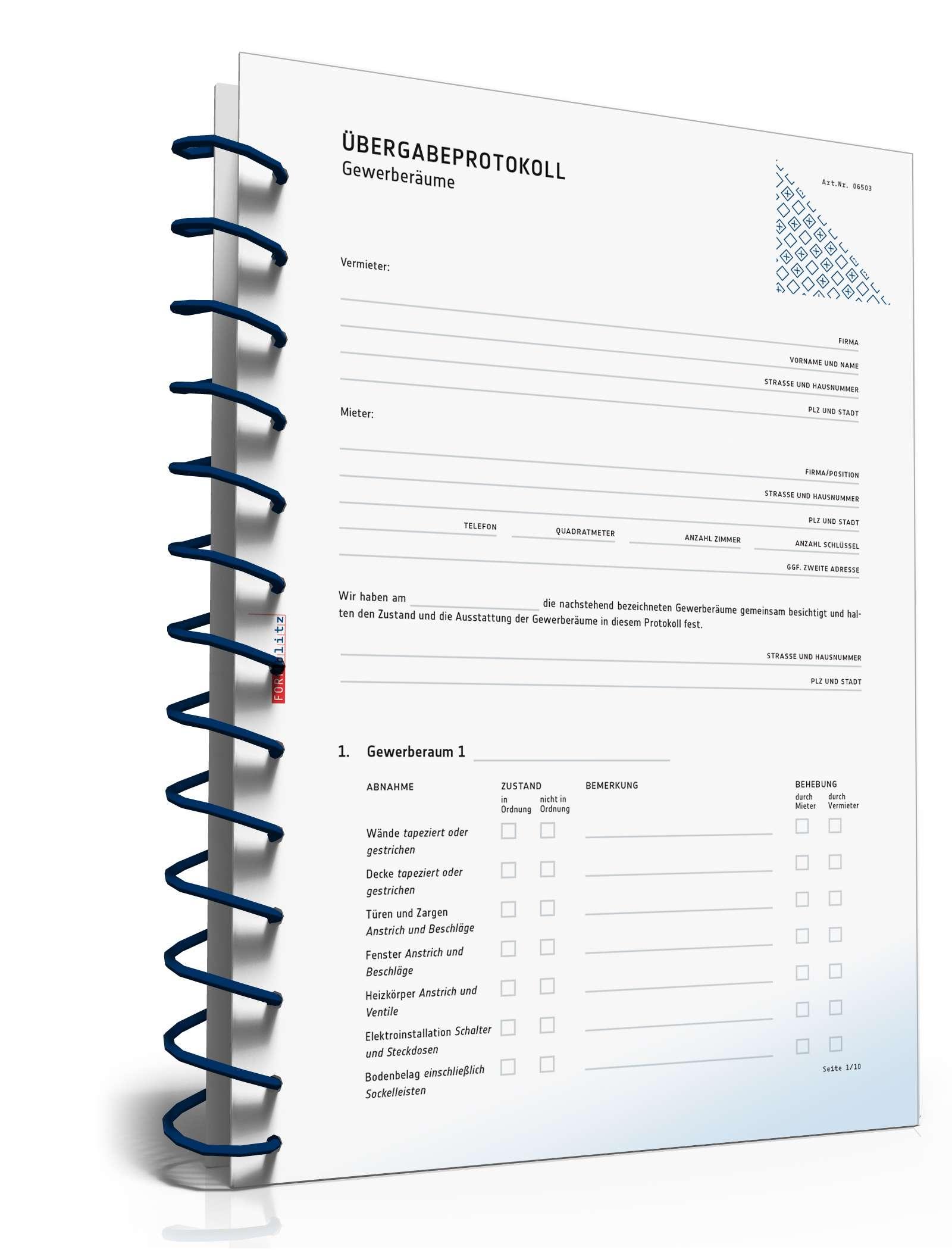 schlüsselübergabeprotokoll kostenlose pdf vorlage!. breyer ...