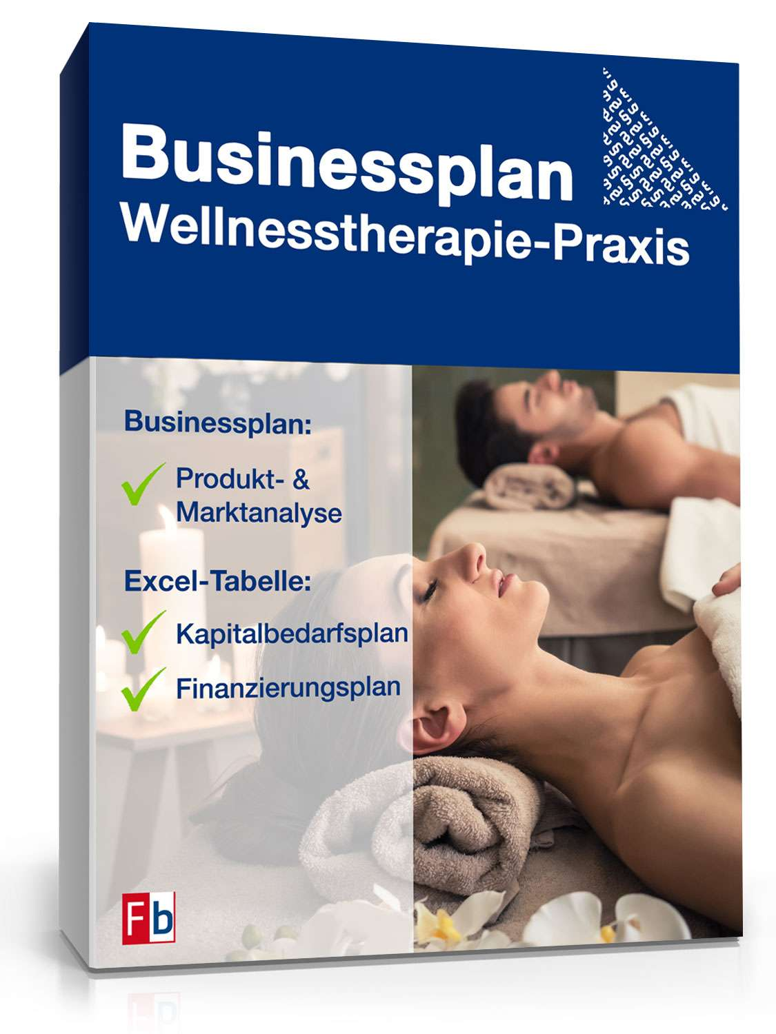 Businessplan Wellnesstherapie-Praxis