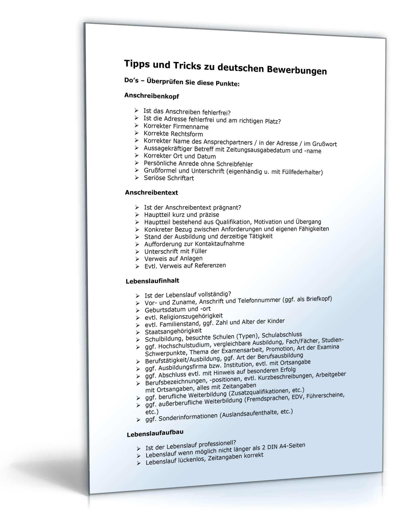 Erfreut Persönliche Referenzen Fortsetzen Probe Galerie - Entry ...