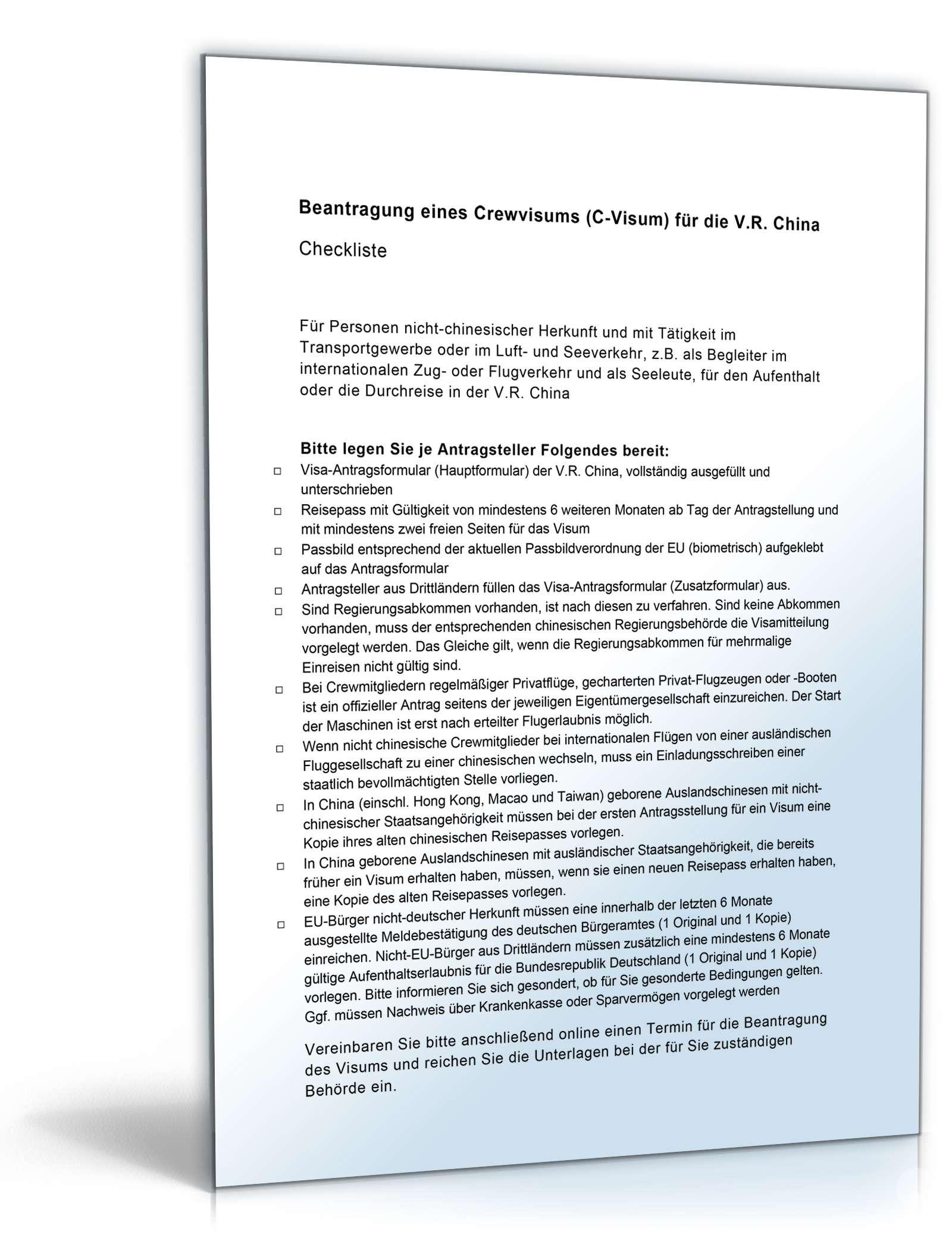 visum für deutschland einladung | brillebrille, Einladung