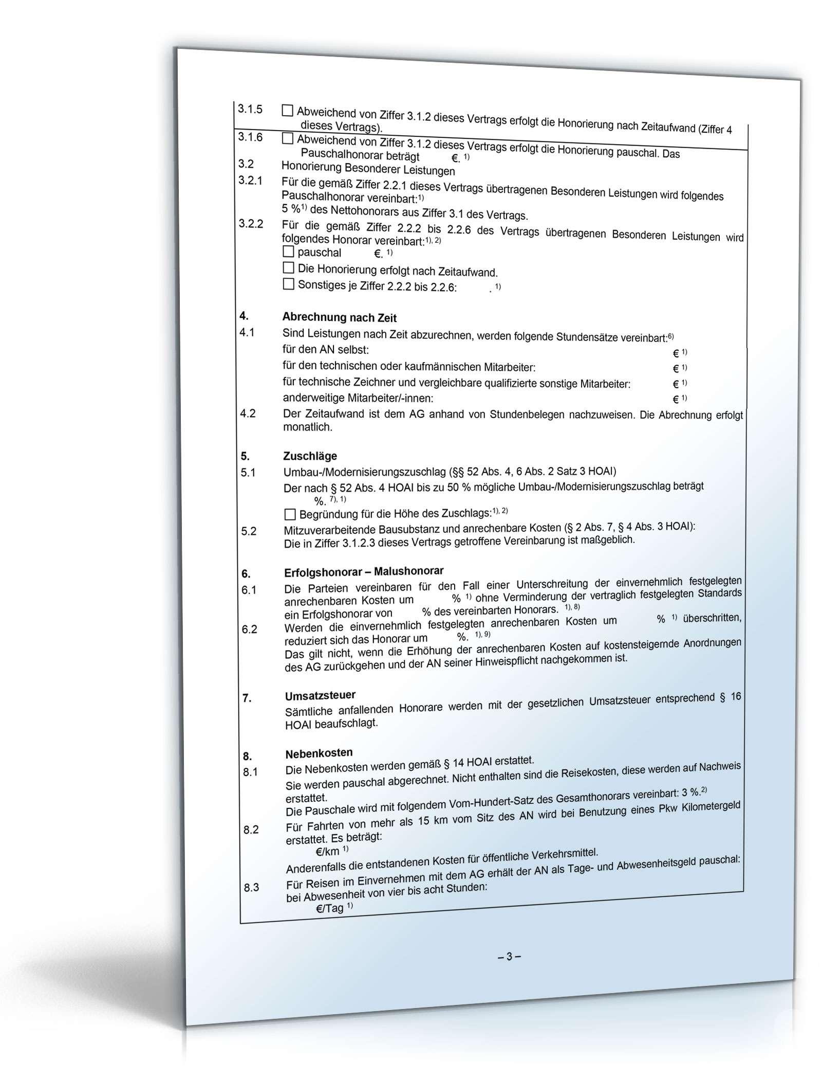 Wunderbar Vertragsvorlage Für Dritte Fotos - Entry Level Resume ...
