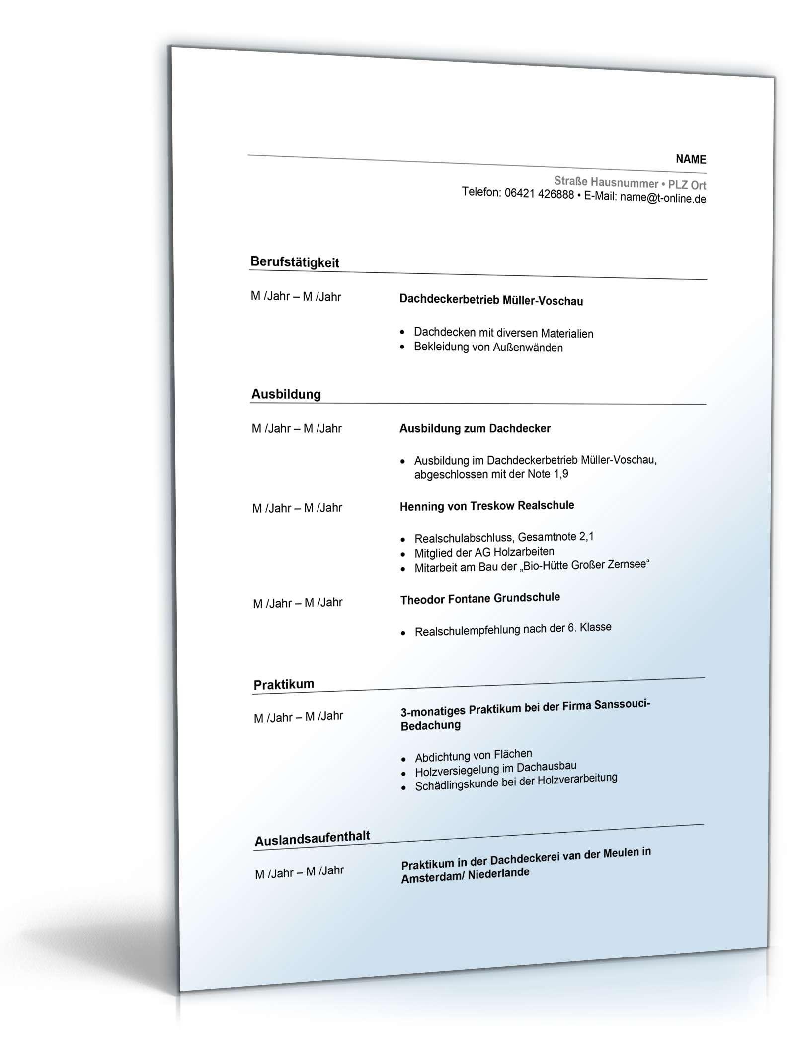 Niedlich Probe Pflege Lebenslauf Klinische Erfahrung Galerie ...