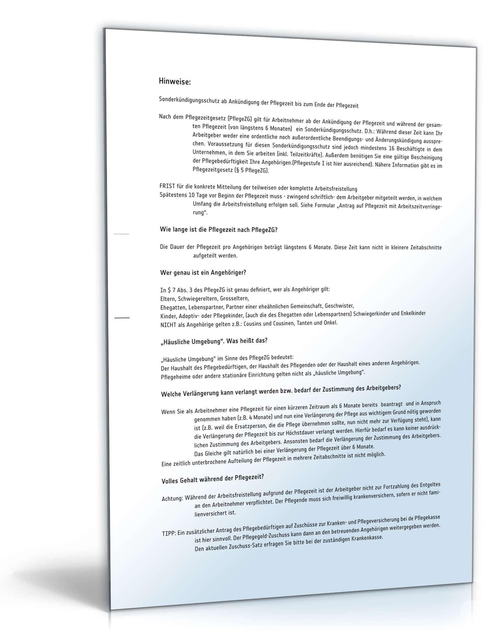 pdf seite 3 - Verlngerung Elternzeit Muster