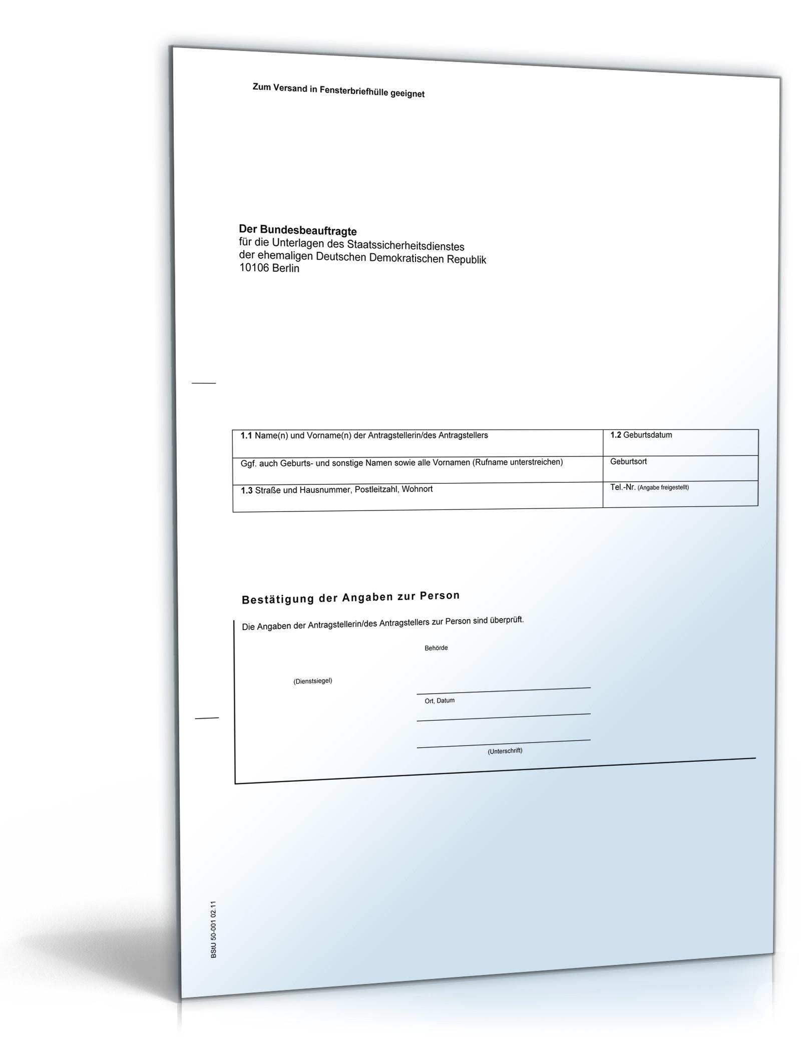 pdf seite 2 - Akteneinsicht Beantragen Muster