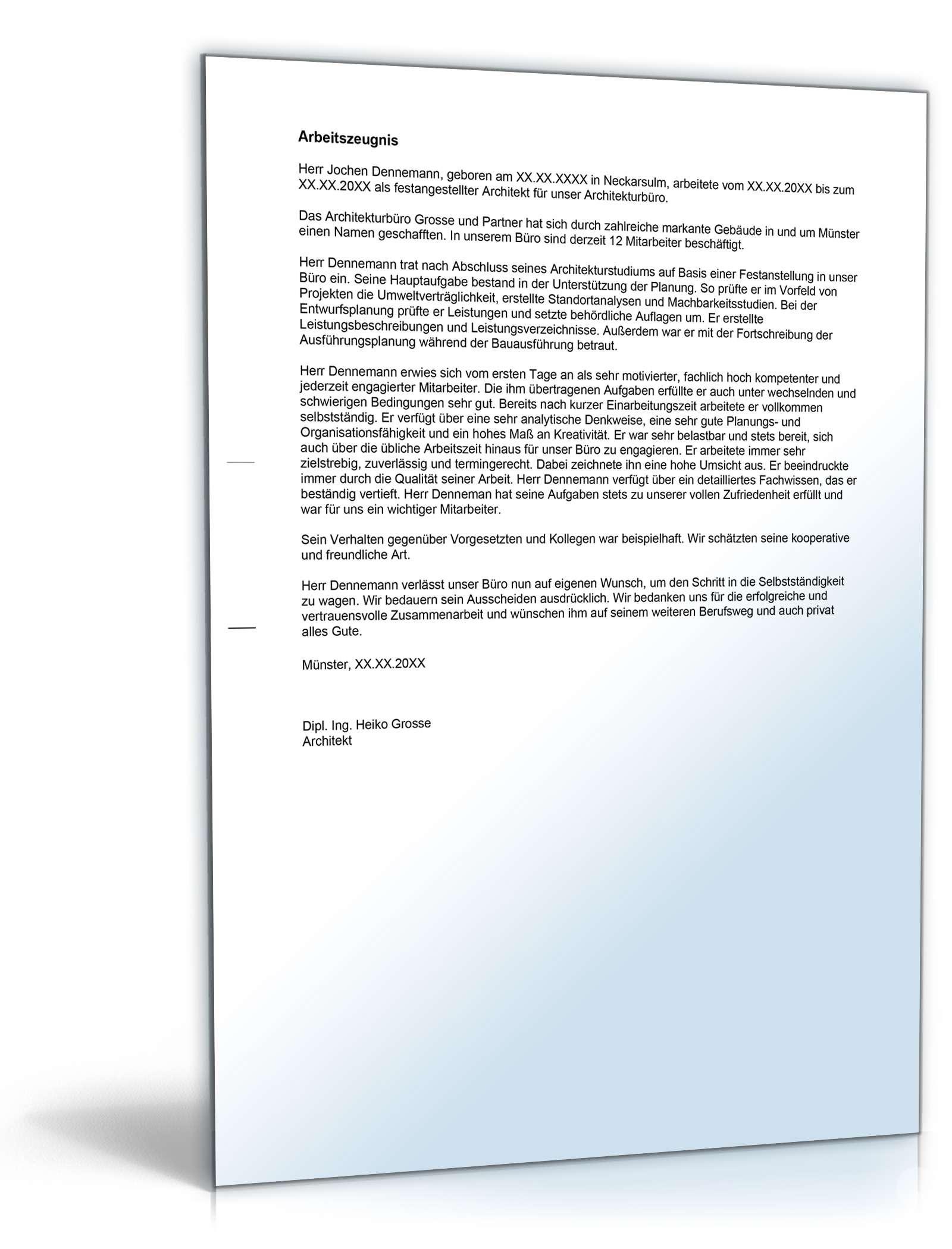 Niedlich Architekt Lebenslauf Vorlage Bilder - Entry Level Resume ...