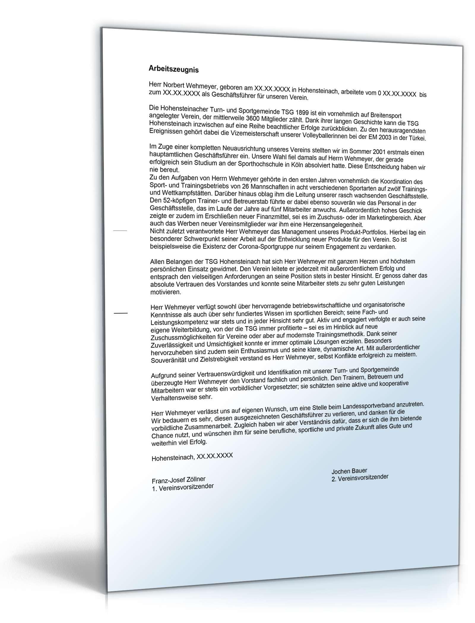 Gemütlich Vorstand Vorlage Galerie - Beispielzusammenfassung Ideen ...