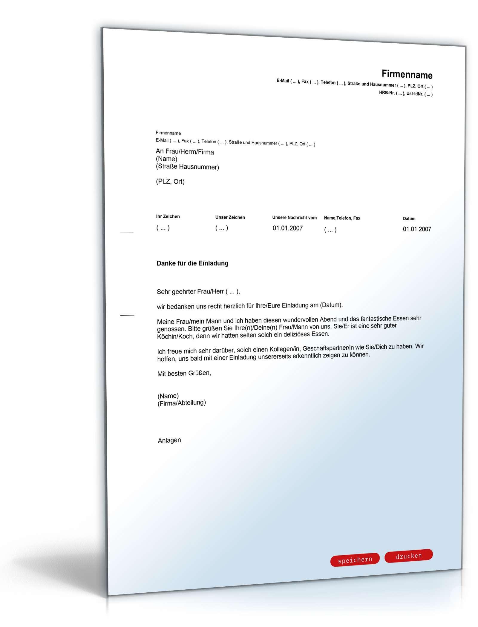 pdf seite 2 - Dankschreiben Nach Vorstellungsgesprach Muster