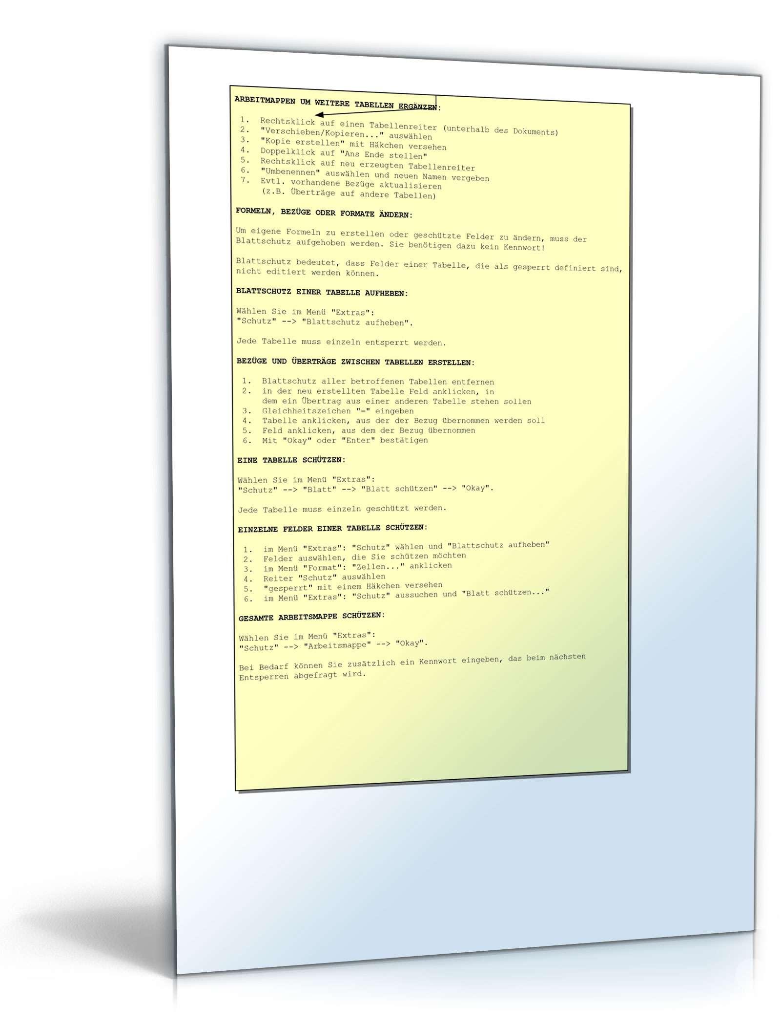 8 rechnungsvorlagen als excel tabelle muster zum download