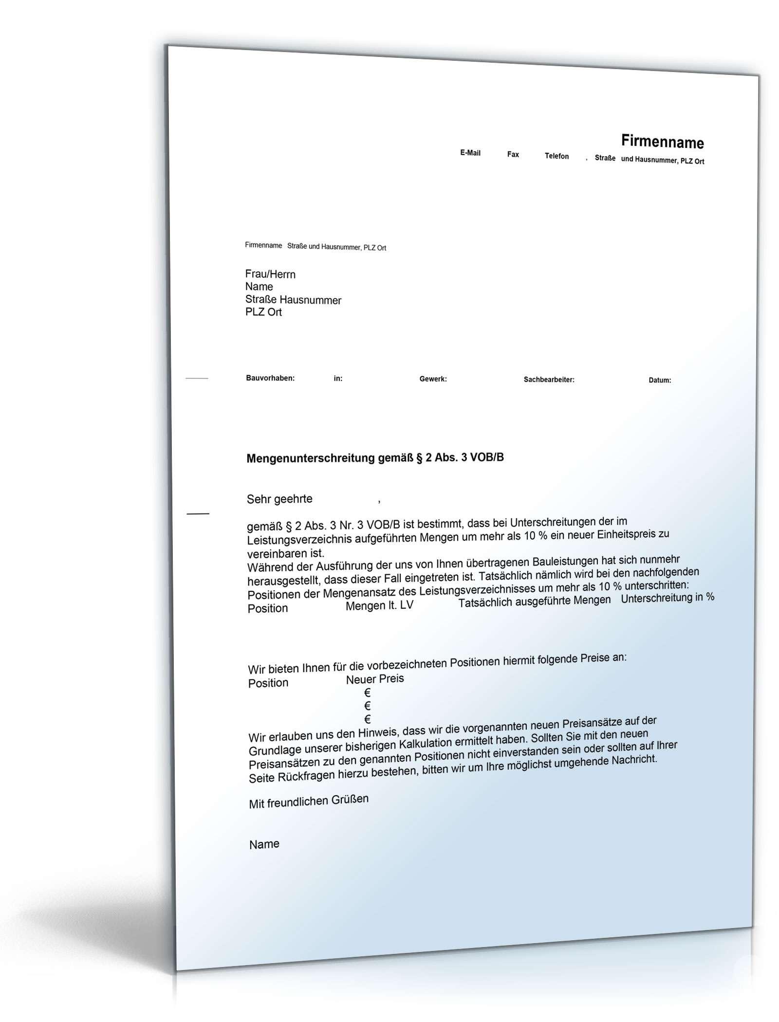 Widerspruch Preiserhohung Gasversorger Muster Zum Download 13