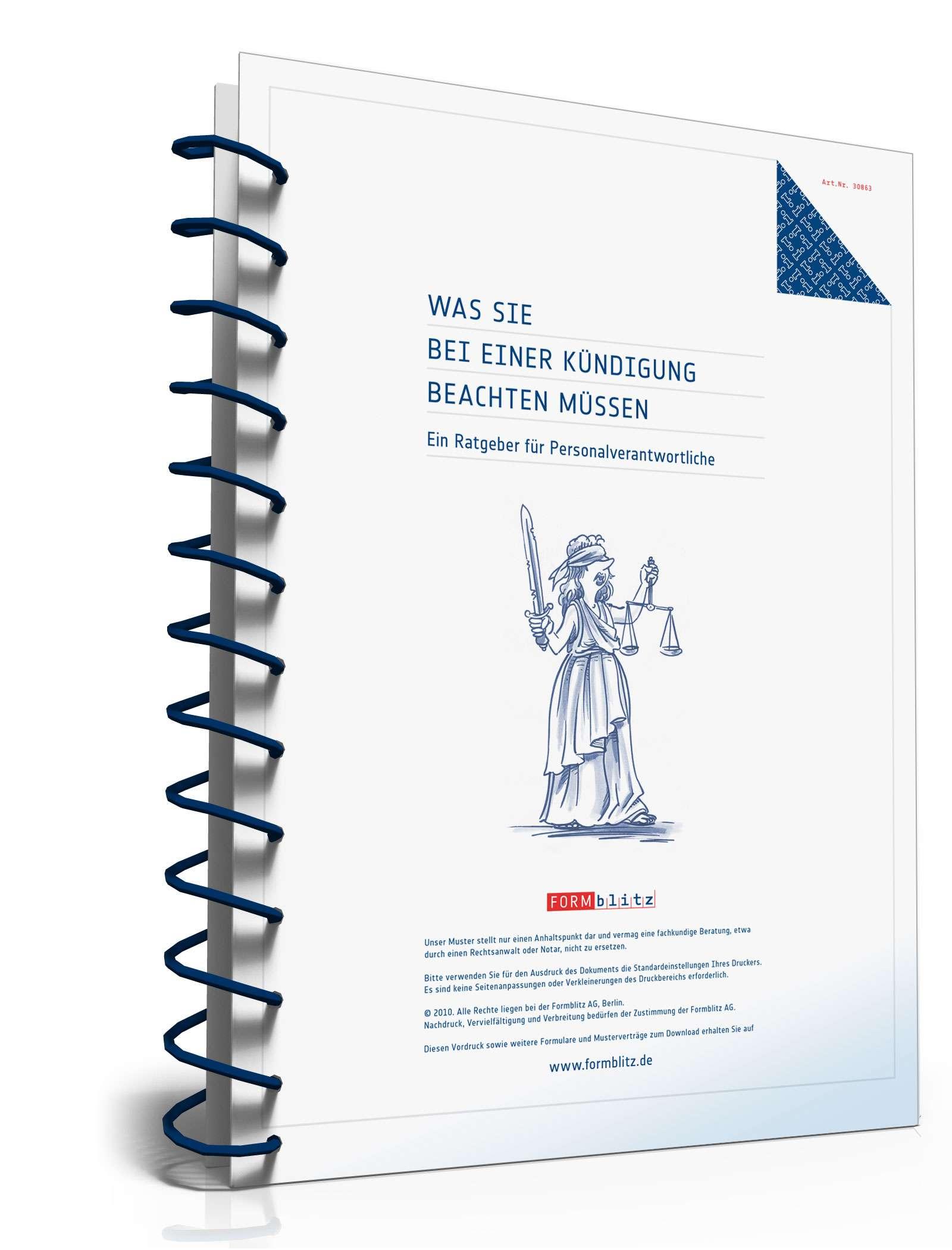 Arbeitgeber Paket Kündigungen Muster Vorlagen Und Ratgeber