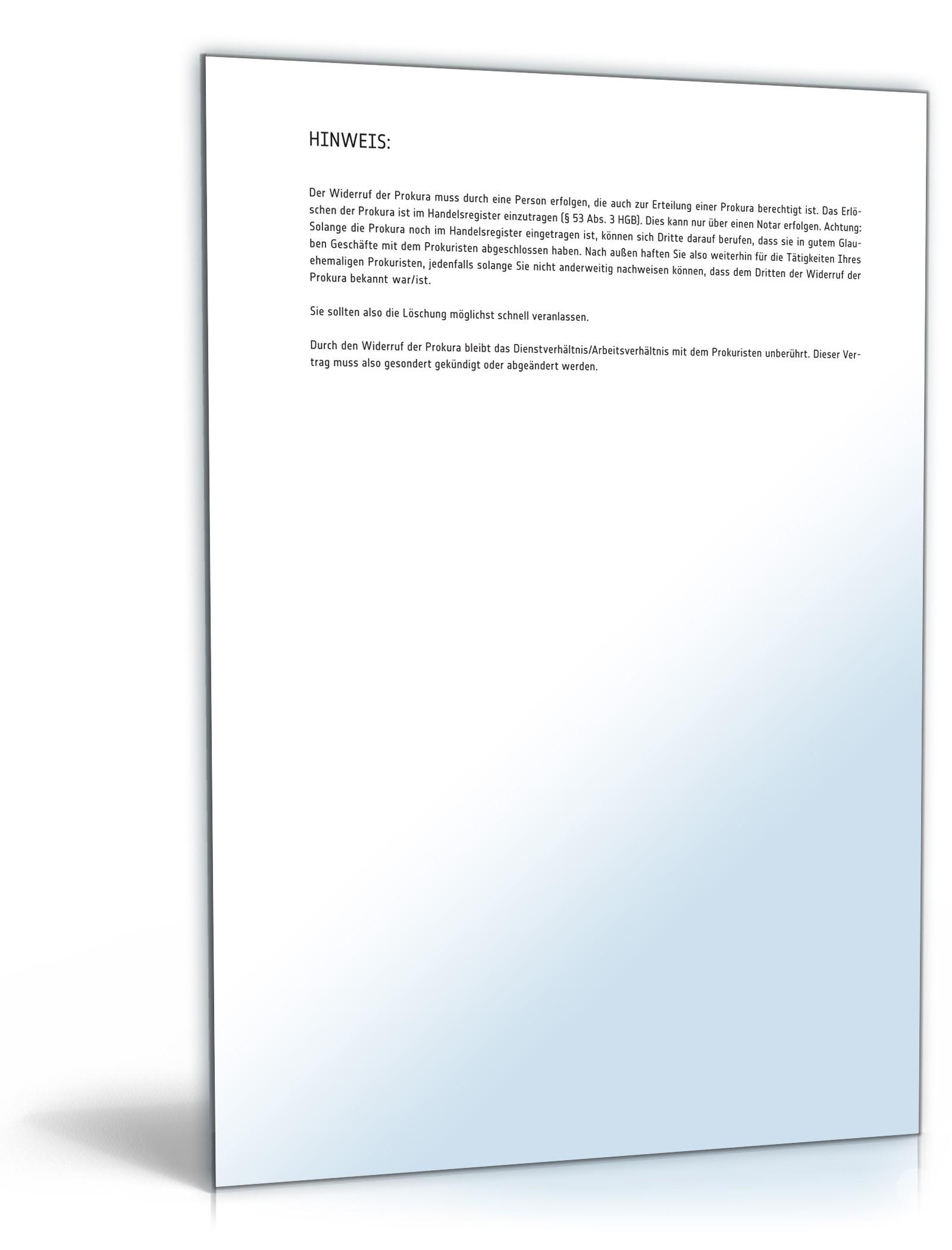 pdf seite 2 - Widerrufserklrung Muster