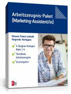 Arbeitszeugnis Marketing Manager