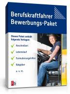 bewerbungs paket berufskraftfahrer - Bewerbung Als Berufskraftfahrer