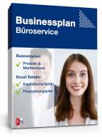 Businessplan Büroservice