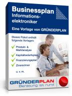 Businessplan Informationselektroniker von Gründerplan