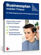 Businessplan mobiler Friseur