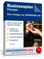 Businessplan Pension von Gründerplan