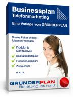 Businessplan Telefonmarketing von Gründerplan