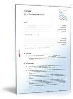Domain Nutzungsvertrag Muster Als Pdf Word Zum Download
