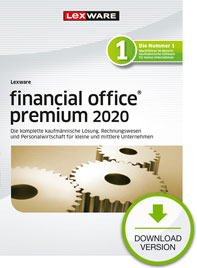 financial office premium 2020 ESD