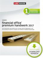 Lexware financial office premium handwerk 2017