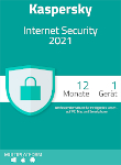 Kaspersky Internet Security 2021  - 1 Gerät / 12 Monate