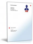 Bewerbungs Paket Gemeindearbeiter Muster Zum Download