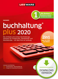 Lexware buchhaltung plus 2020