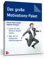 Großes Motivations-Paket
