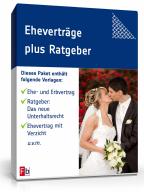 5 Eheverträge plus Ratgeber