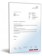 Einspruch Festsetzung Kirchensteuer Vorlage Zum Download