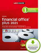 Lexware financial office plus 2021 - Abo Version
