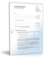 änderungsvereinbarung Gehalt Muster Zum Download