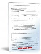 Vorlage Spendenbescheinigung Finanzabteilung