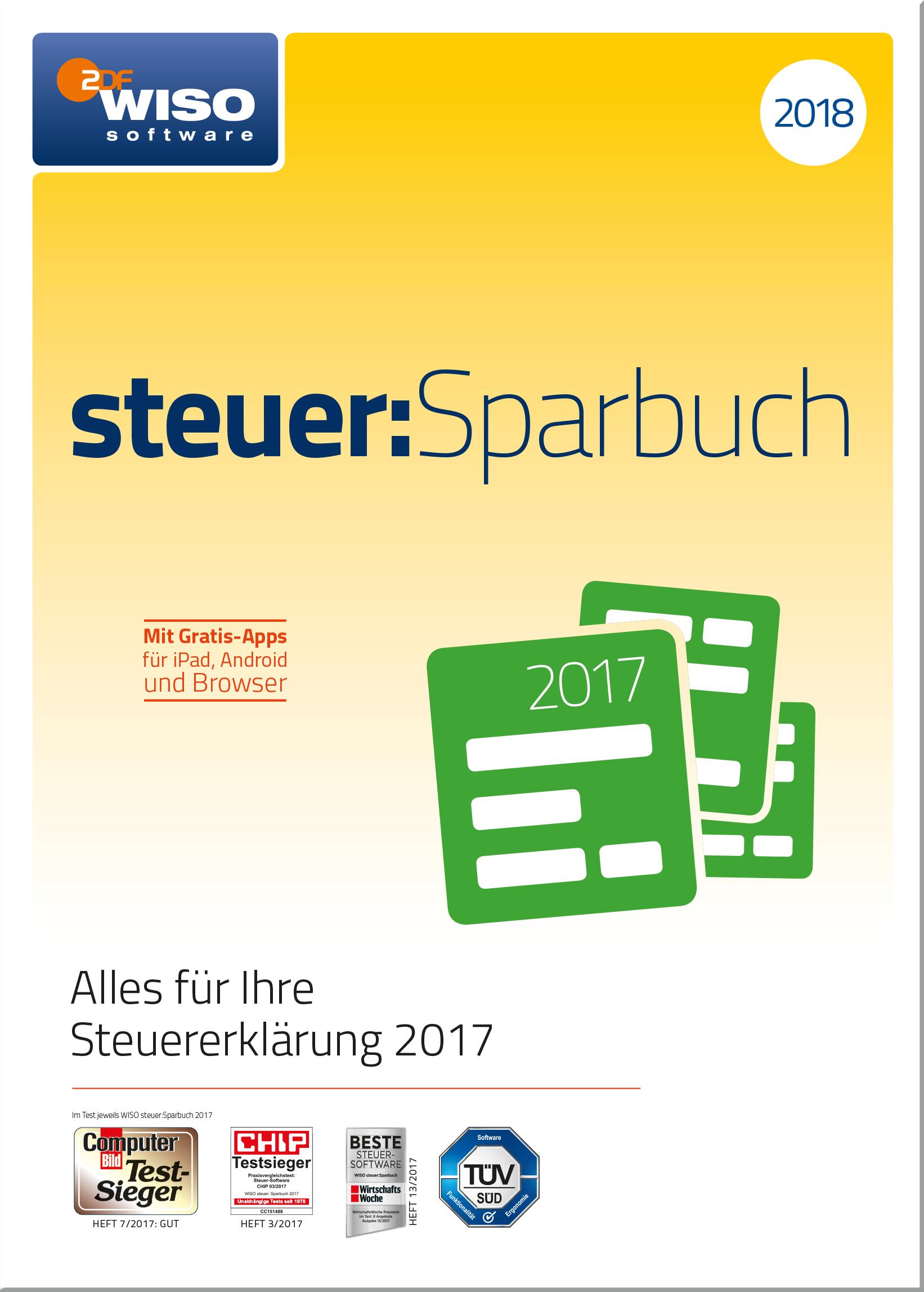 Anlage V 2017 | Steuerformular zum Download