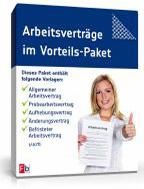 11 Arbeitsverträge im Paket